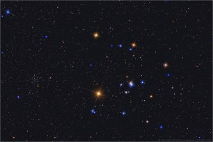 The Hyades Star Cluster