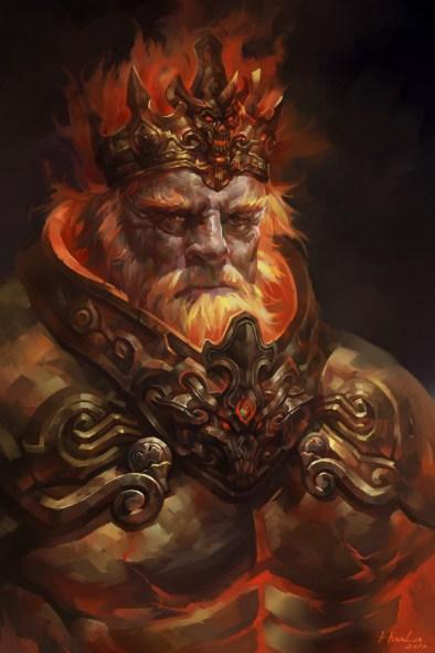 Empior of Fire par hualu