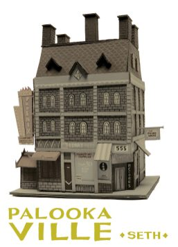 palooka ville seth maison en carton