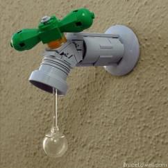 robinet lego