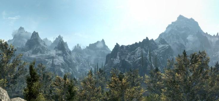 Panorama-skyrim