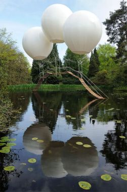 pont ballons