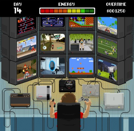 jeux video-pixel-art