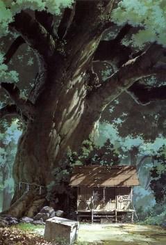 sayonara mizuno wakusei ghibli fond