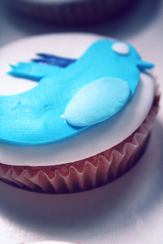 cup cake twitter