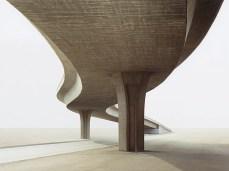 design pont beton