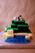 minecraft-gateau