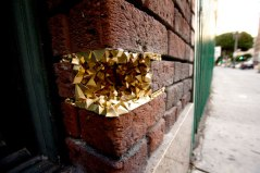 Geode-Street-Art-Project mur or