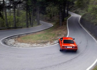 bmw m1 drift foret