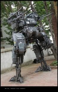 robot camion nissan mecha