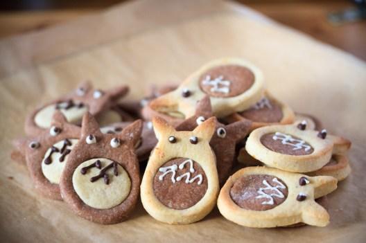totoro-cookies