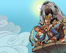 tales of monkey island par ovi one