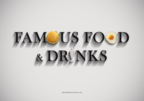 famous food and drinks