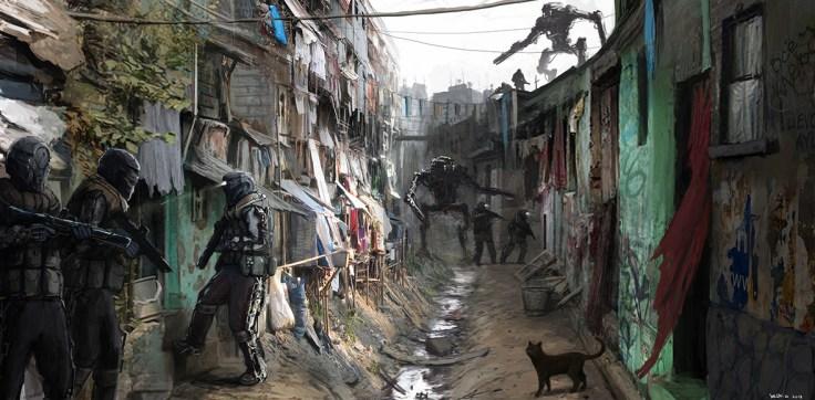 filip dudek rue gettho futur