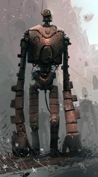 laputa robot fan