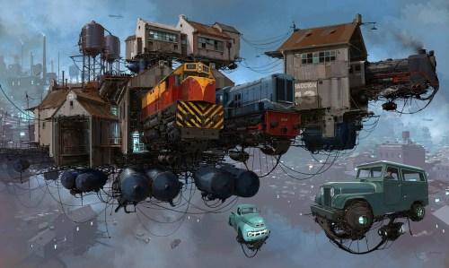 alejandro burdisio train camion