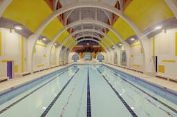 piscine de la butte aux cailles