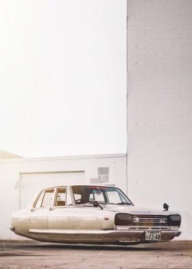 voiture sans roue