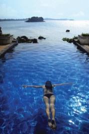 photo piscine mer
