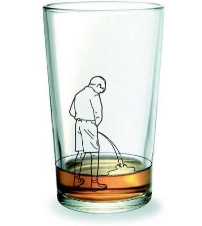 verre limite pipi