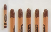 crayon couleur chewbakka