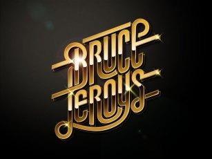 design logo 80s