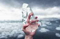 glace main