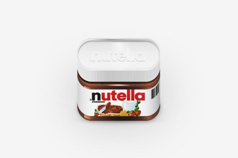 iphone icon nutella