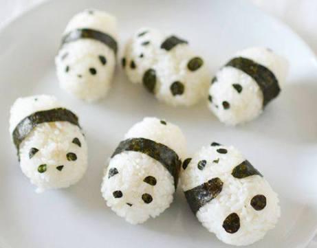 panda riz algues