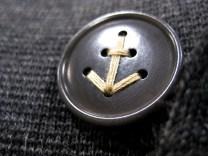 bouton marin marine ancre