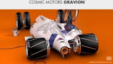Cosmic Motors