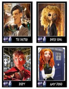 doctor who pixar