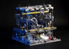 lego tir factory