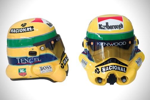 Ayrton-Senna-Stormtrooper-Racing-Helmet casque
