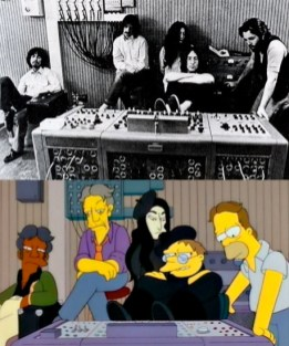 beatles simpsons
