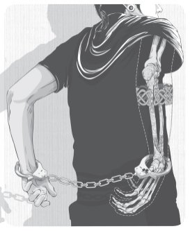 dessin xray tatoo