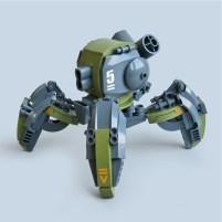 quad bot lego