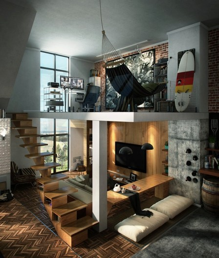 design mezzanine