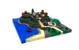 microscale lego 21