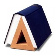 marque page original triangle