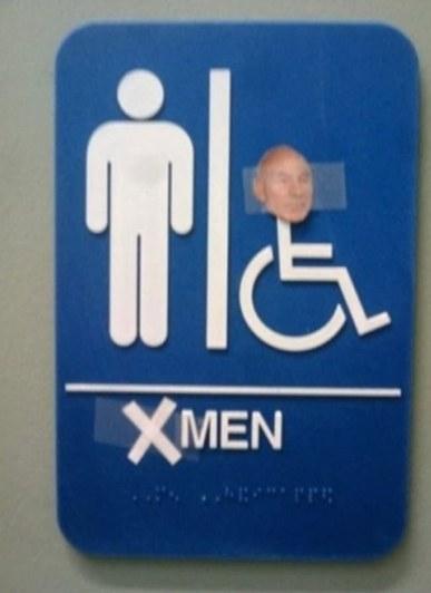 xmen toilettes