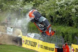 crash porsche