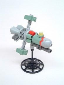 vaisseau spatial lego