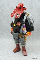 Octopus lego par nobu_tary