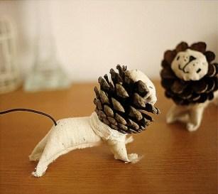 lion pigne pin