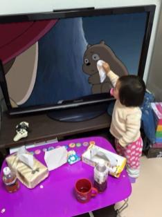 anime pleure bebe mouchoir