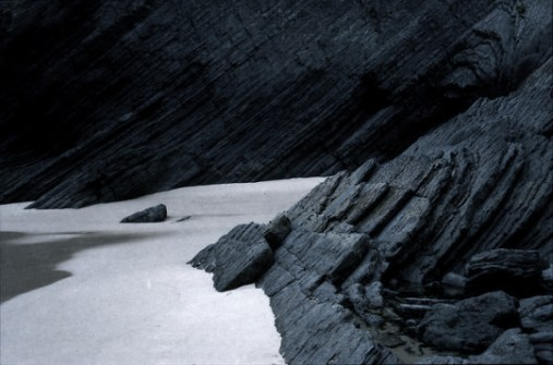 cote sable roches noires
