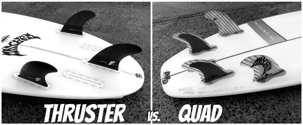 Thruster Vs Quad (WithText) collage
