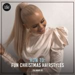 How To Fun Christmas Hairstyles Zala Clip In Hair Extensions