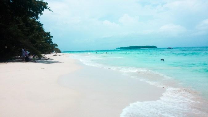 Isla Zapatila
